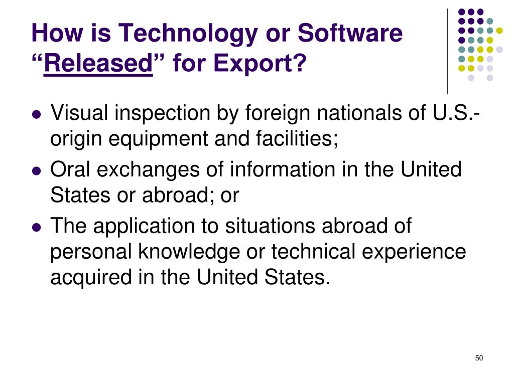 How is Technology or Software ""