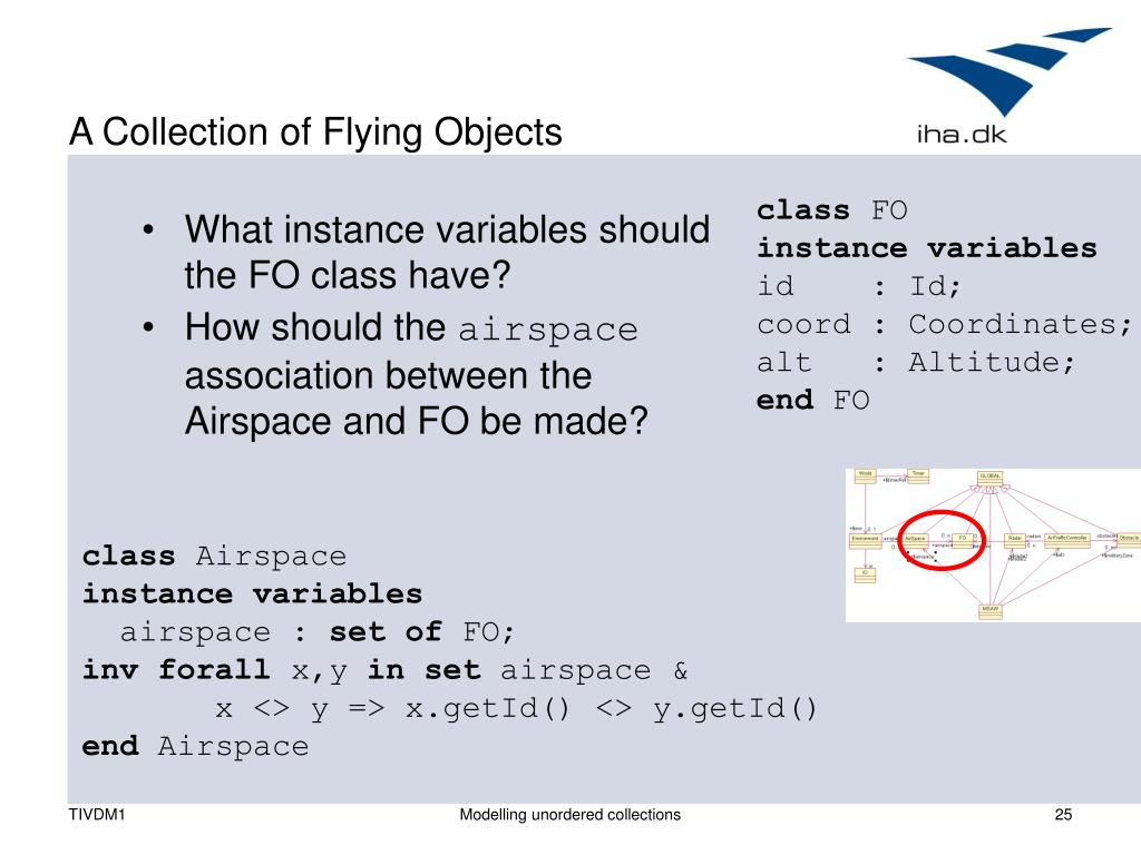 A Collection of Flying Objects