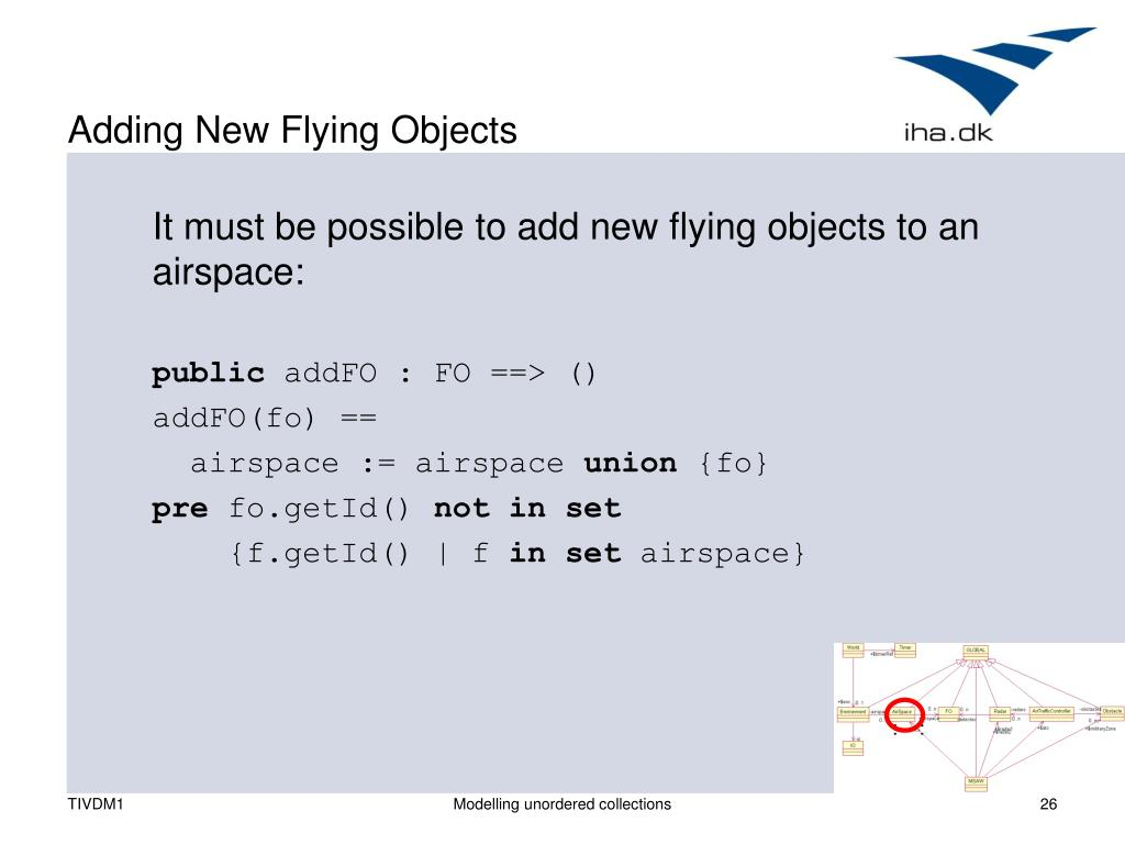Adding New Flying Objects