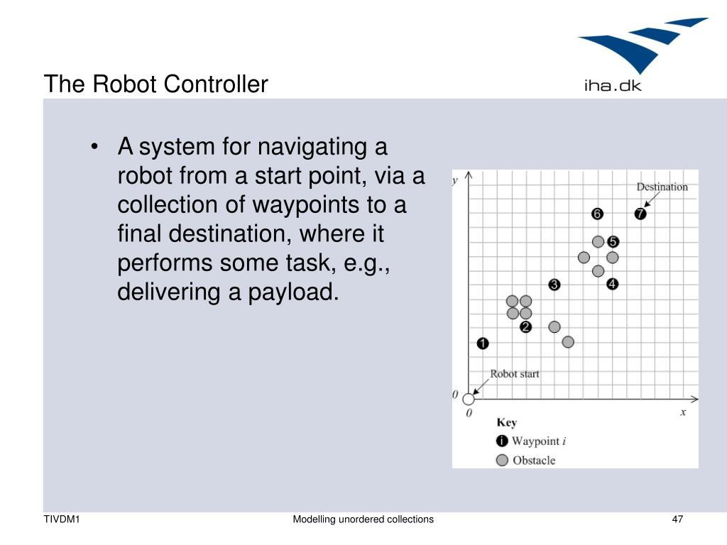 The Robot Controller