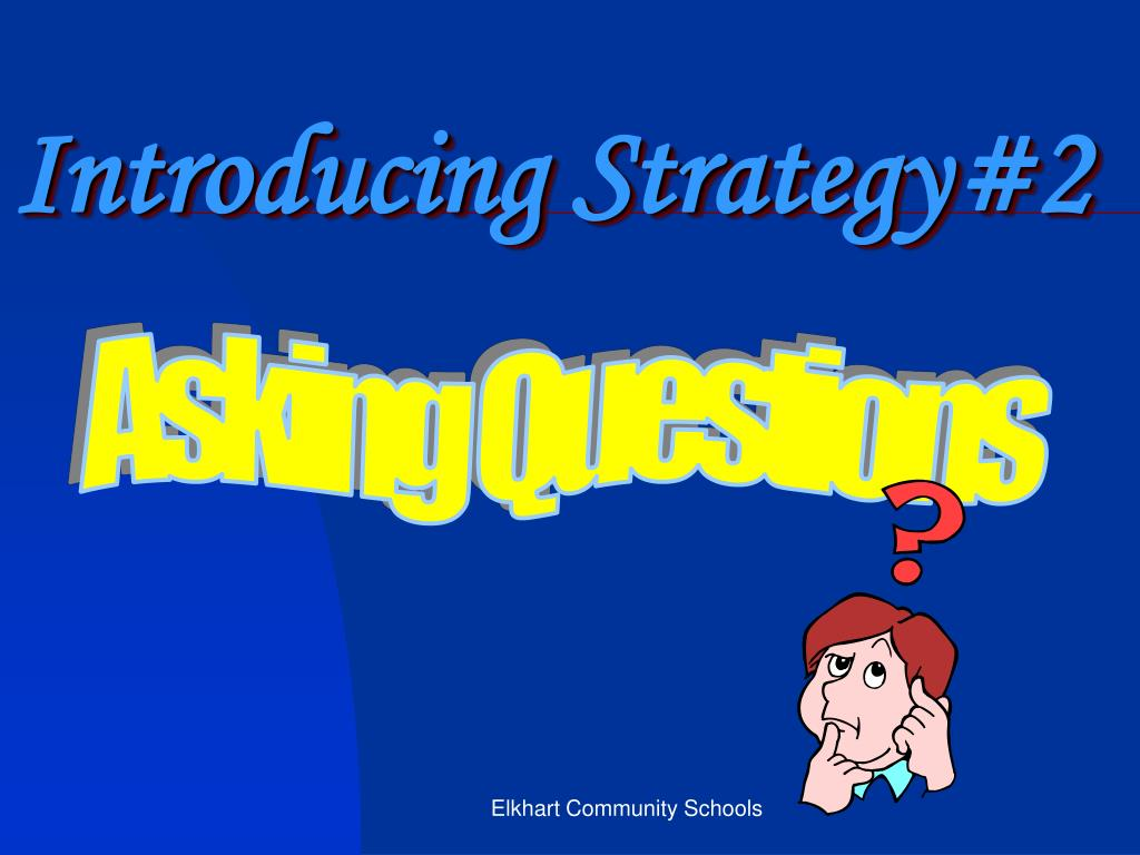 Introducing Strategy#2