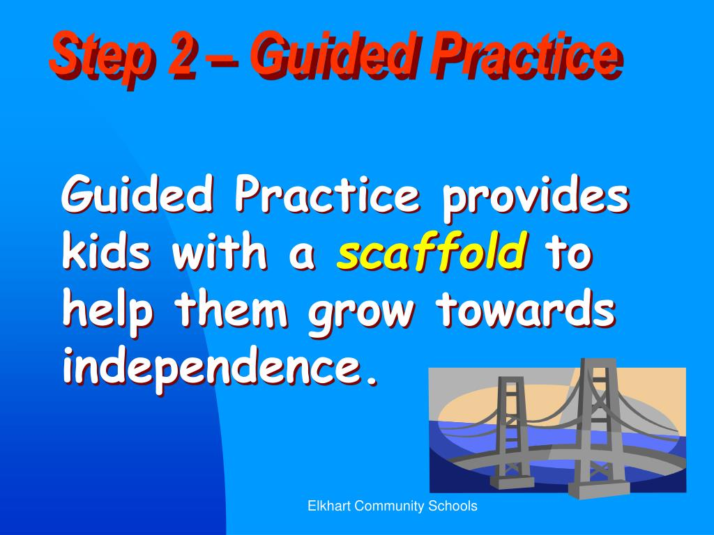 Step 2 – Guided Practice