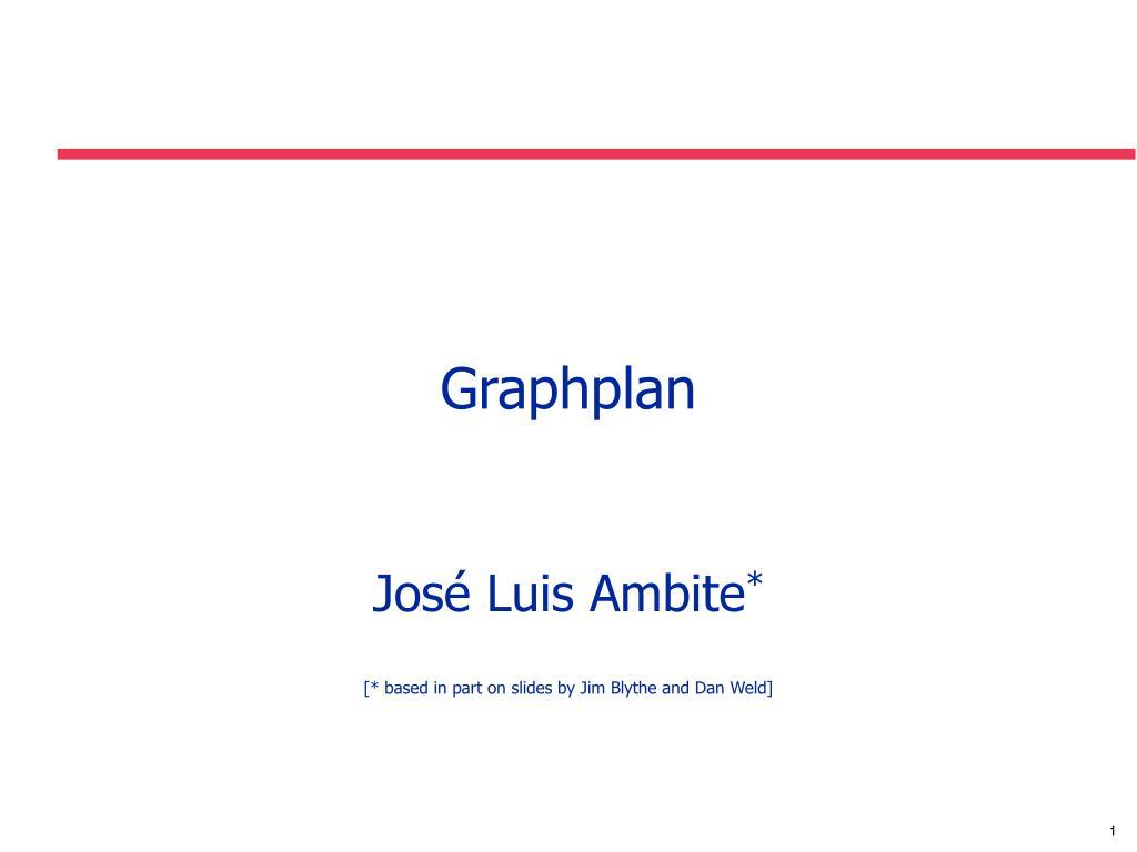 Graphplan