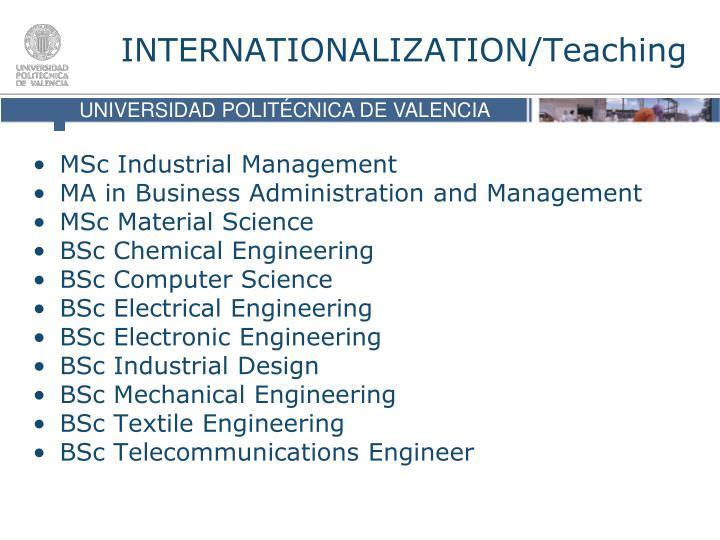 Internationalization teaching3