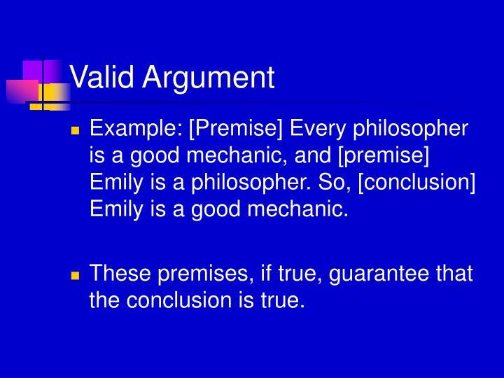 Valid argument3
