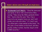satan s defeat comes through our forgiveness35
