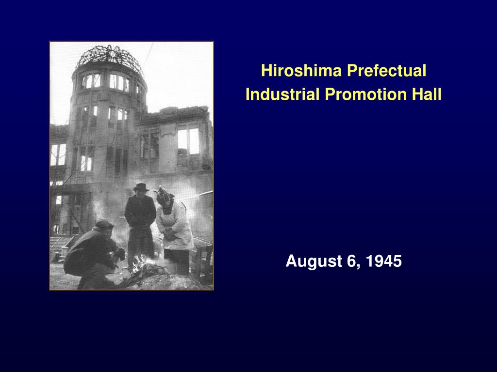 Hiroshima Prefectual Industrial Promotion Hall