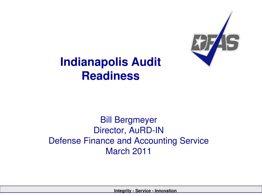 indianapolis audit readiness l.