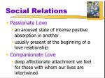 social relations14