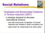 social relations19