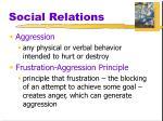 social relations8
