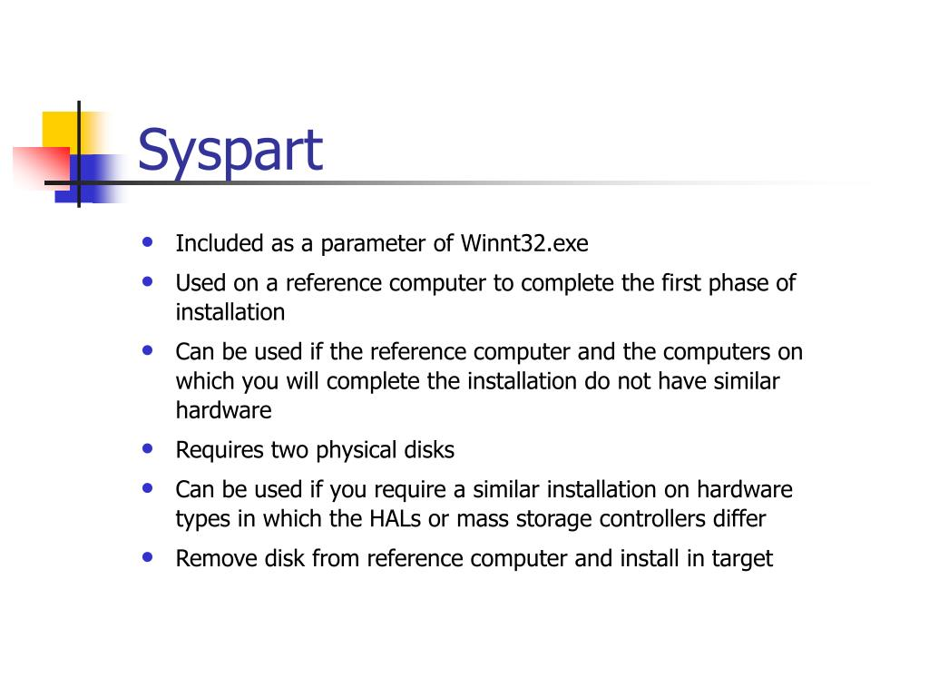 Syspart