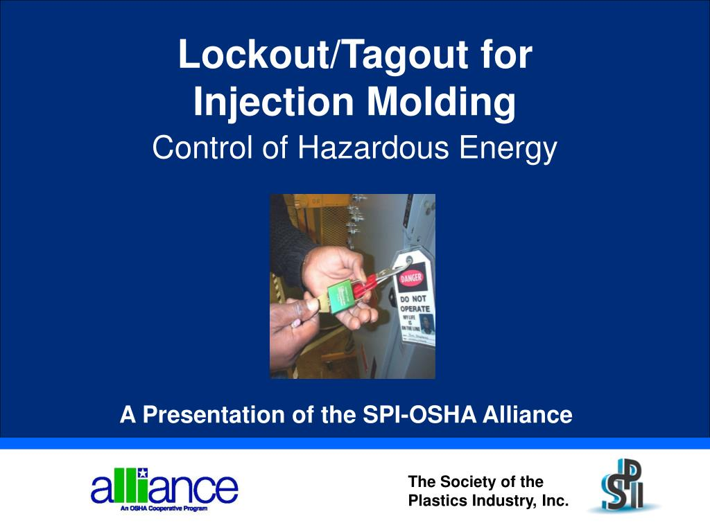 Lockout/Tagout for