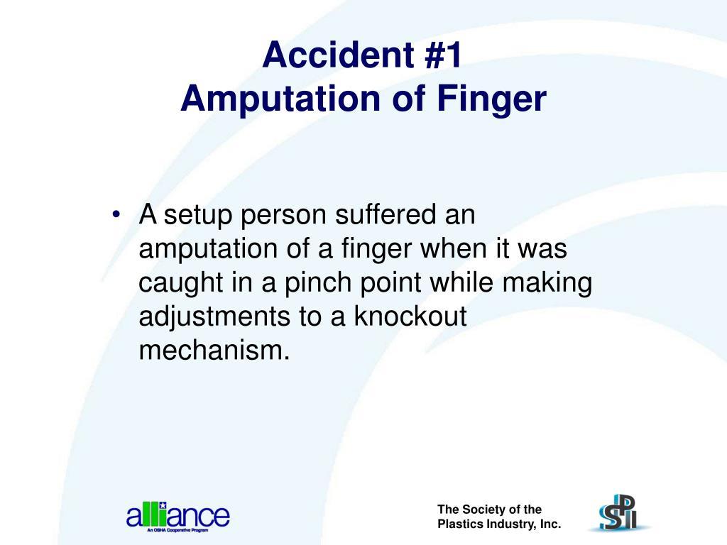 Accident #1