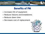 benefits of pm