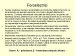 feroelectrici