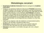 metodologia cercetarii6