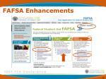 fafsa enhancements