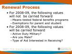 renewal process48