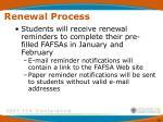 renewal process49