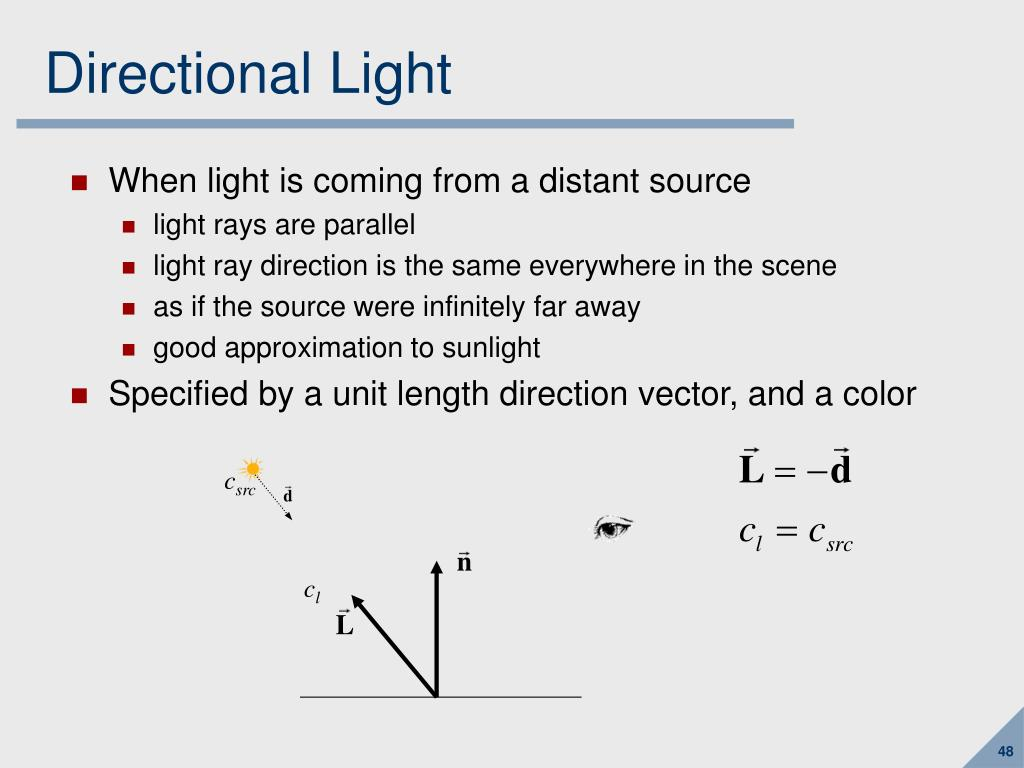 Directional Light