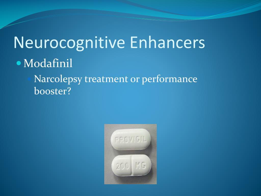 Neurocognitive Enhancers