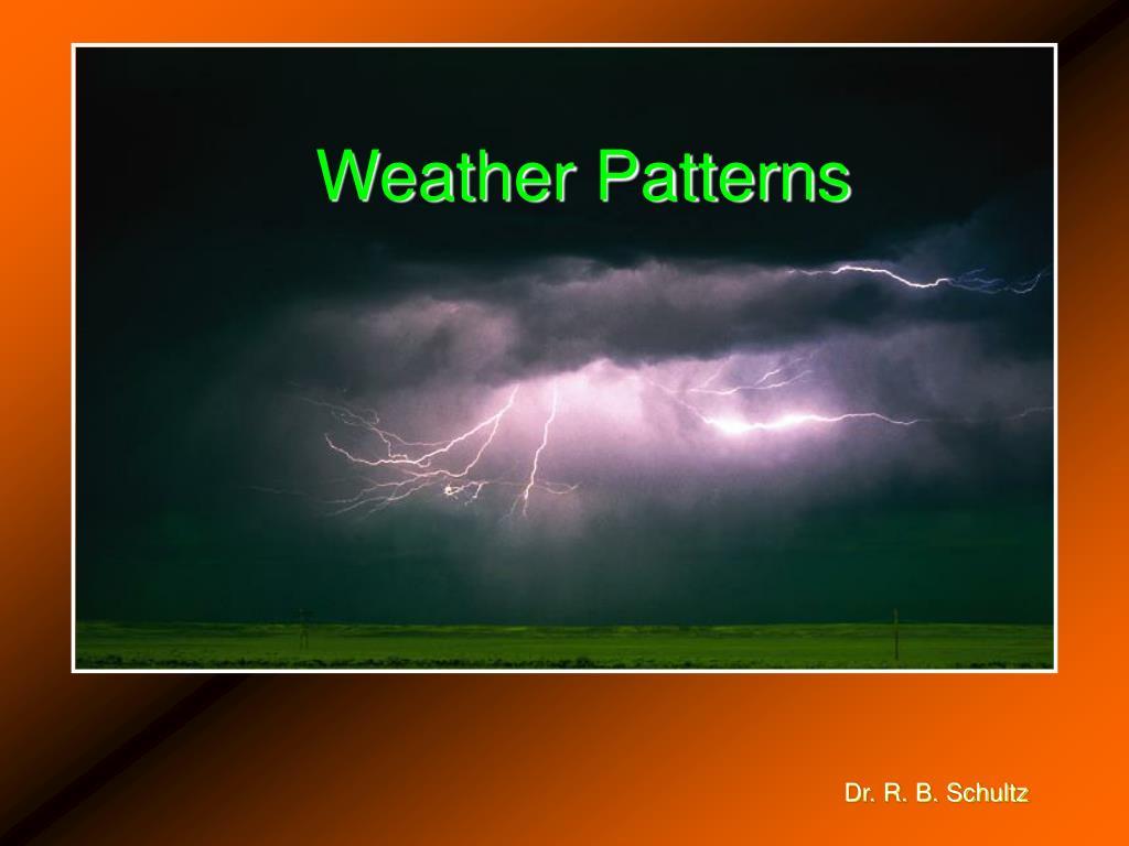 weather patterns l.