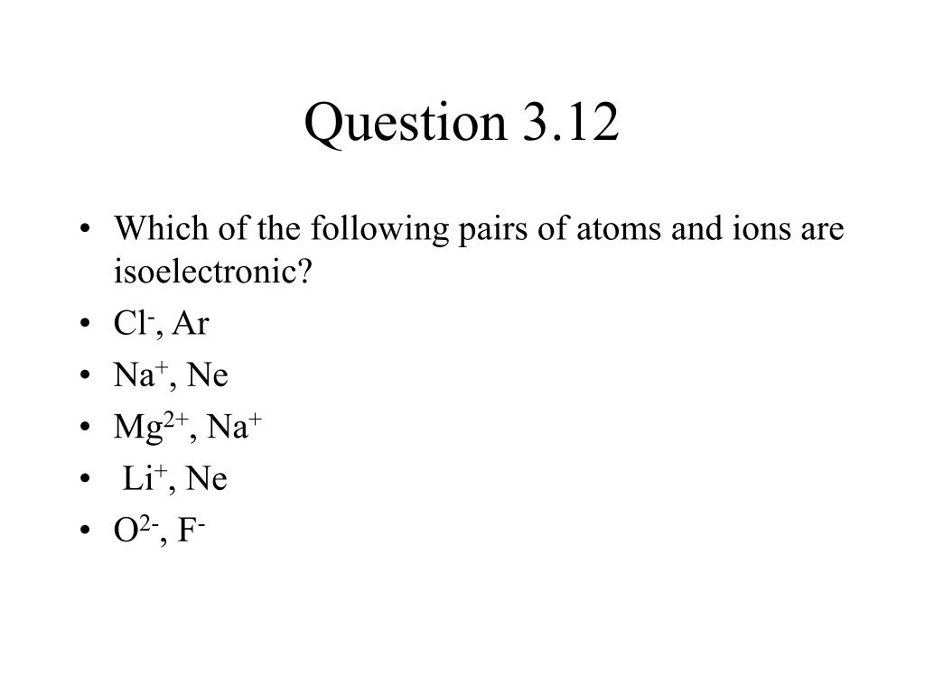Question 3.12