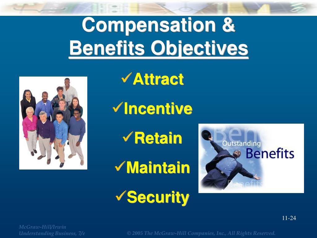 Compensation &