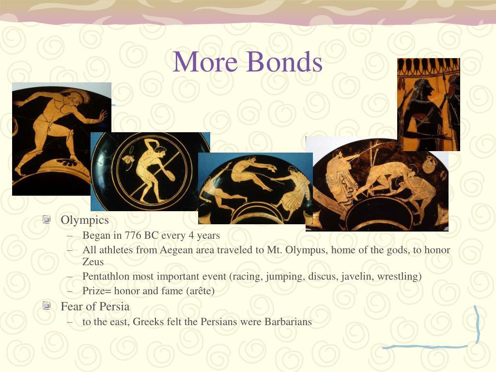 More Bonds