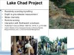 lake chad project