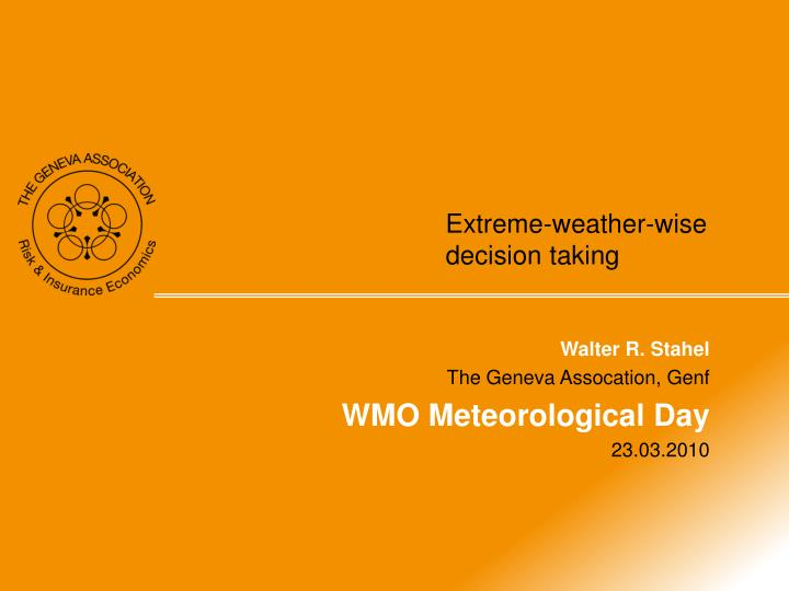 Extreme-weather-wise
