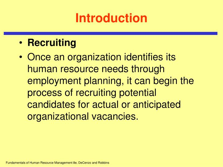 recruitment and potential candidates Find out all about recruitment: find recruitment agencies, recruitment strategies, and best practices in the recruitment process major firms include hays recruitment.
