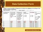 data collection form38