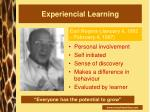 experiencial learning10