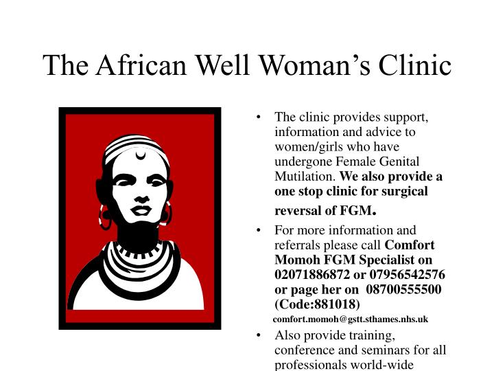 The african well woman s clinic