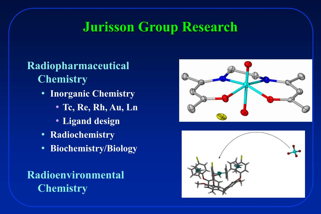 Jurisson Group Research