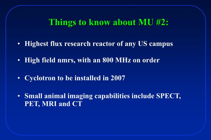 Things to know about mu 2