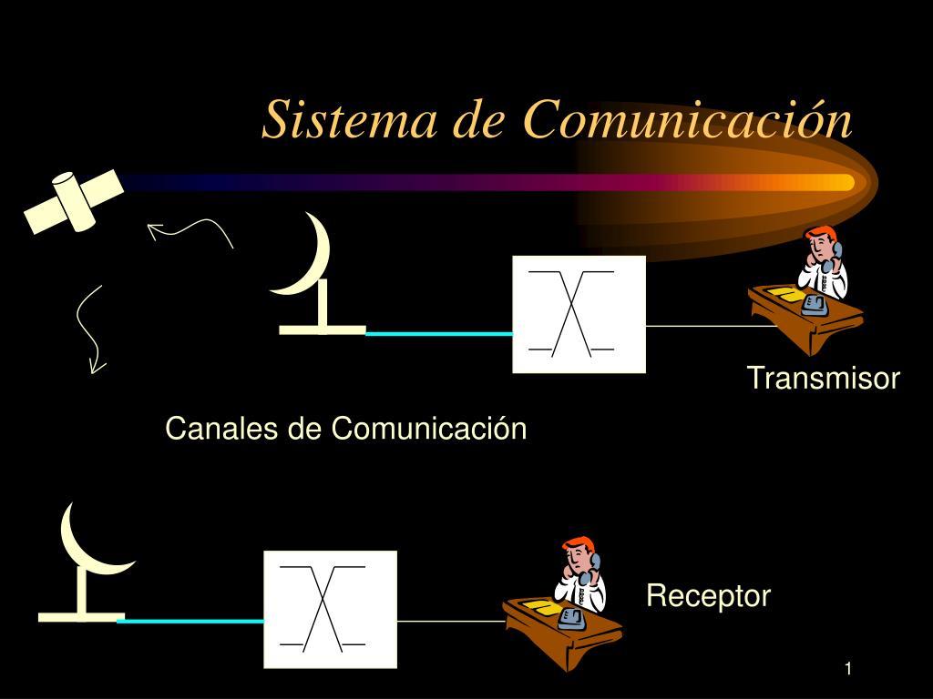 sistema de comunicaci n