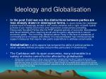 ideology and globalisation