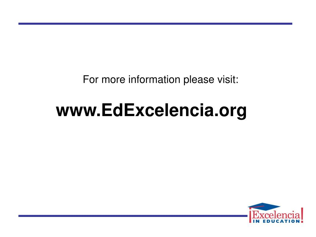 For more information please visit: