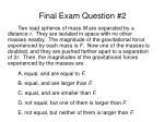 final exam question 289