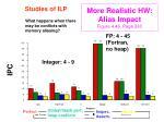 more realistic hw alias impact figure 4 46 page 330