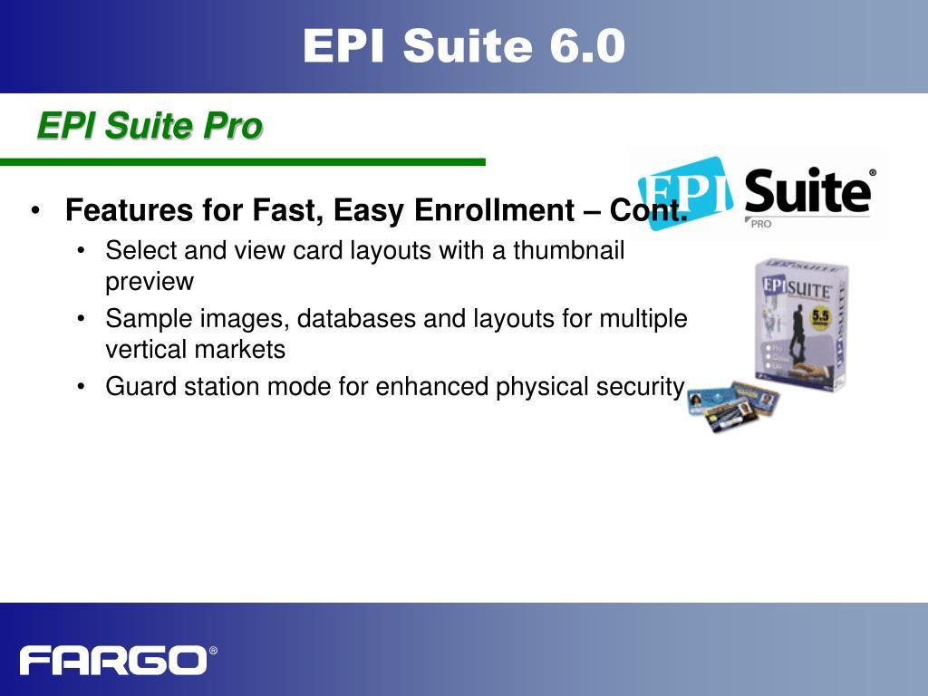 EPI Suite Pro