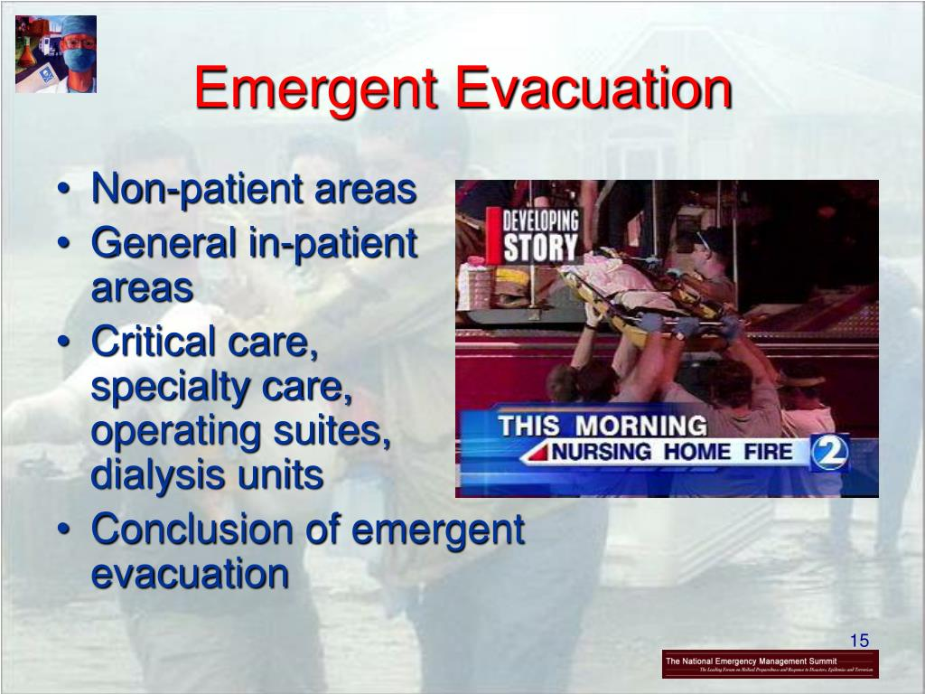 Emergent Evacuation