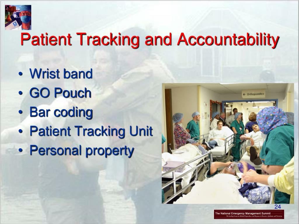 Patient Tracking and Accountability