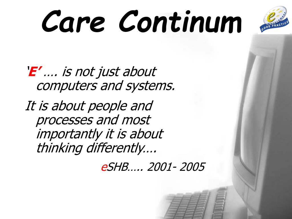 Care Continum