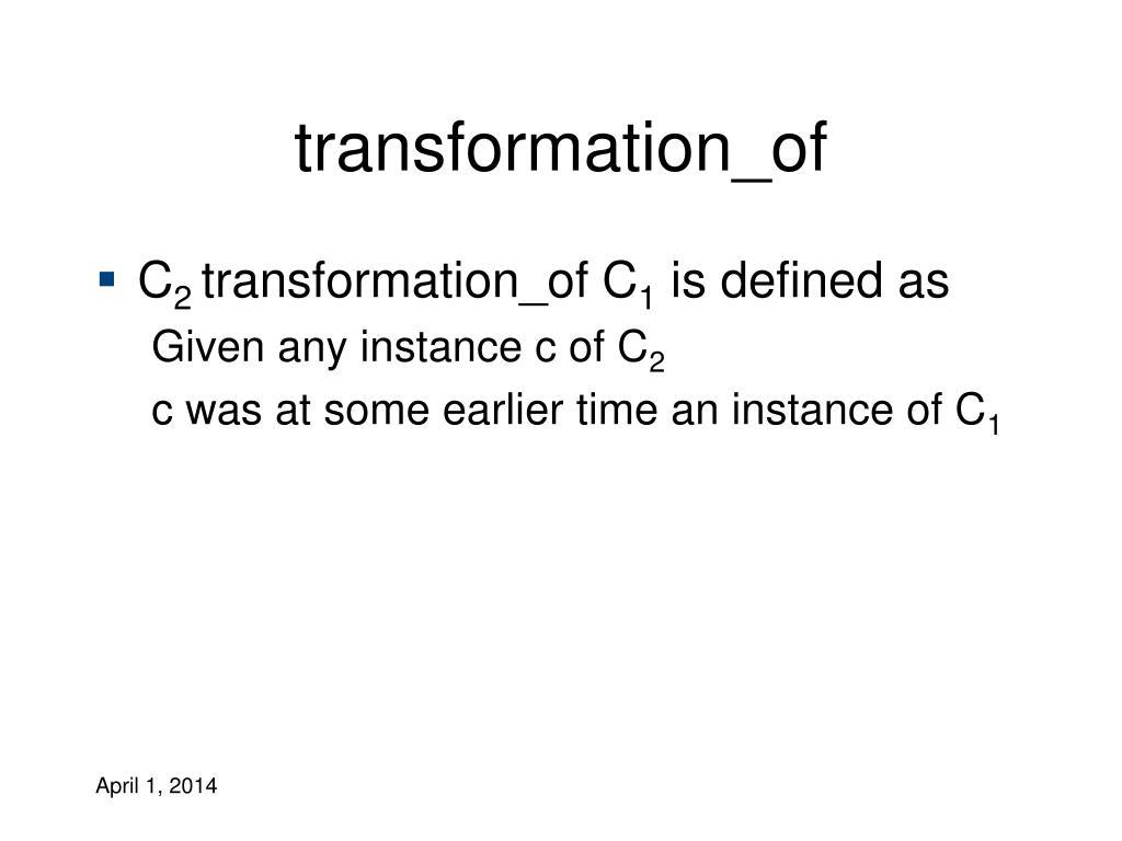 transformation_of