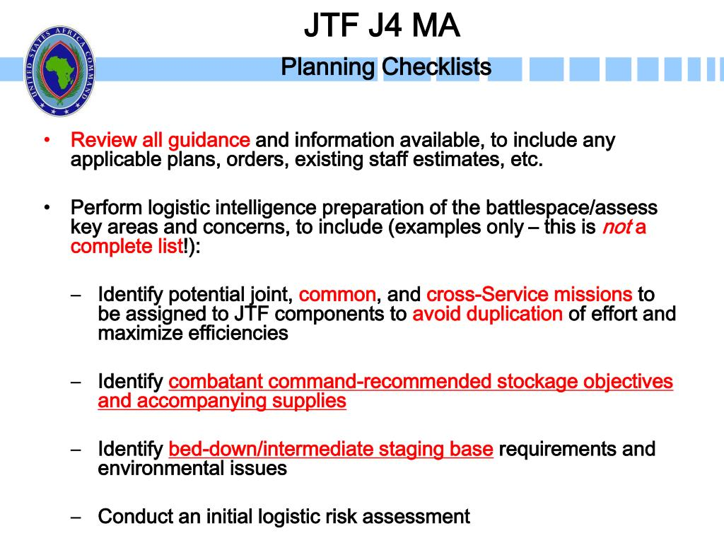 JTF J4 MA