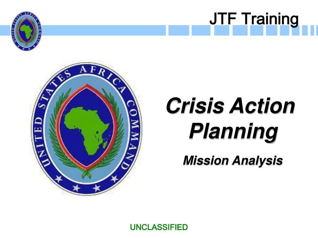 JTF Training
